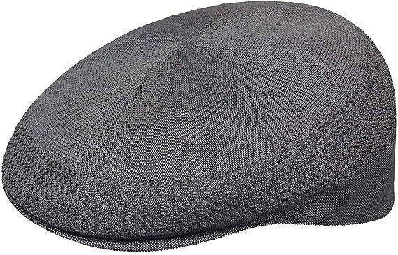 Gorra plana para hombre Kangol Ventair 504 negro