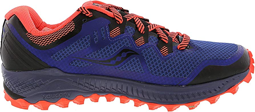 Saucony Peregrine 8, Zapatillas de Deporte para Hombre: Amazon.es: Zapatos y complementos