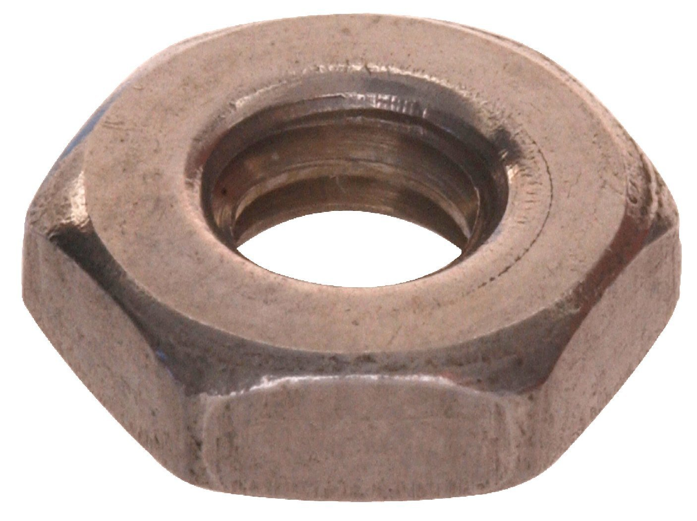 6-Pack The Hillman Group 43474 9//16-18-Inch Stainless Steel Jam Nut
