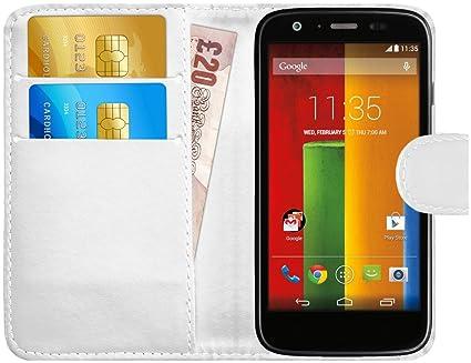 G-Shield Funda para Motorola Moto G (1ª Gen), Carcasa de ...