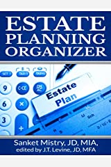 Estate Planning Organizer: Legal Self-Help Guide Paperback