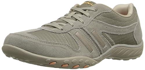 9d9d701245 Skechers 22532 - Zapatillas de Cuero Mujer