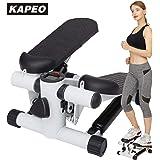 KAPEO 3D ステッパー 有酸素運動 踏み台 運動 室内 エクササイズ 健康エクササイズ器具 1年間の製品保証