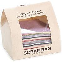 Moda 1/2 Pound Wool Scrap Bag Multi Color Rectangles