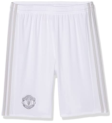 d14220783f8 Amazon.com  adidas 2017-2018 Man Utd Third Shorts (Kids)  Sports ...