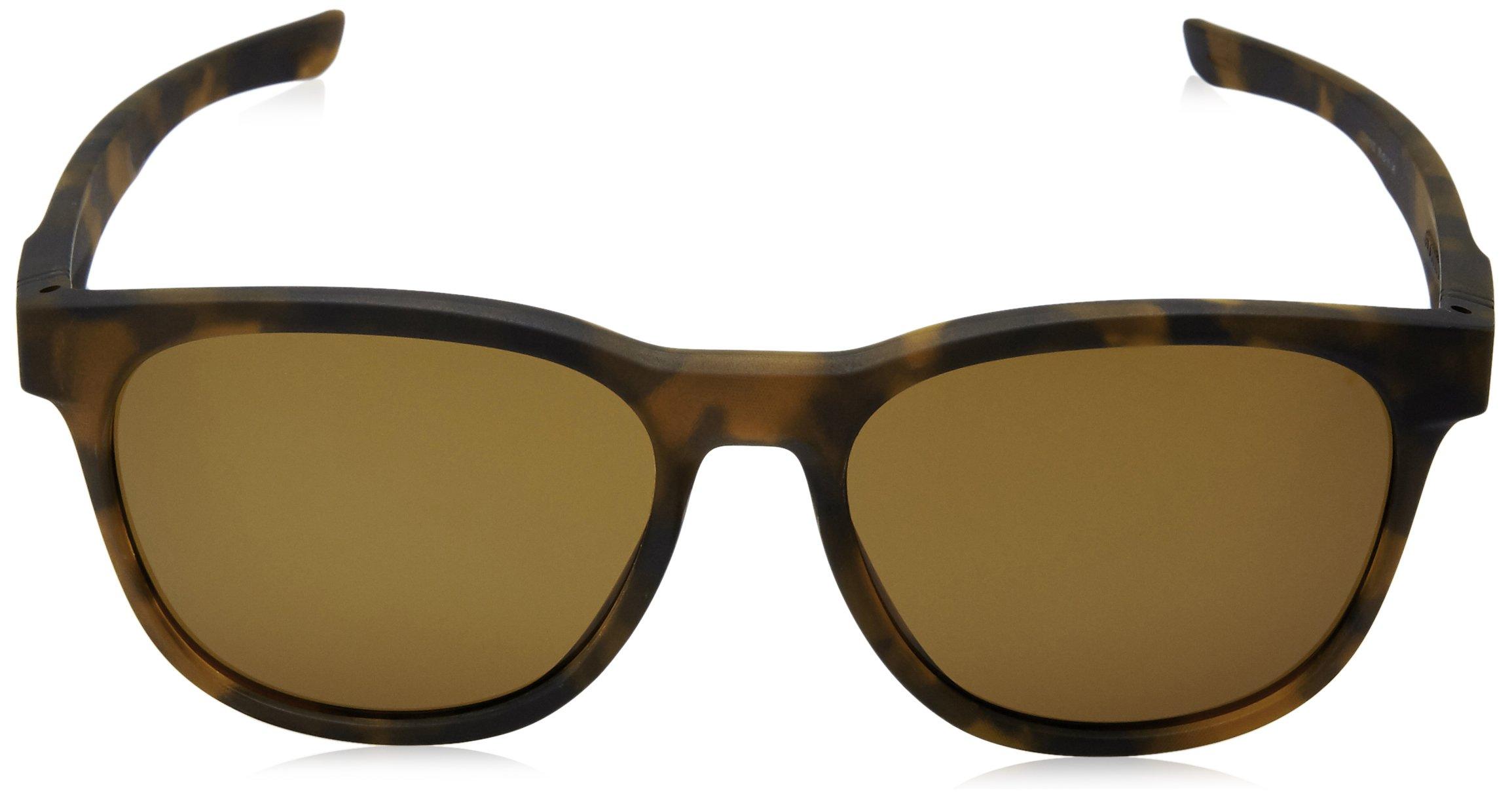 Oakley Men's Stringer Rectangular Sunglasses Matte Brown Tort w/Dark Bronze 55 mm by Oakley (Image #2)