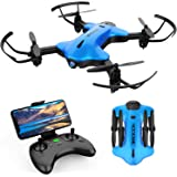 DROCON Ninja Drone for Kids & Beginners FPV RC Drone with 720P HD Wi-Fi Camera
