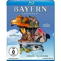 Bayern - Sagenhaft [Blu-ray]