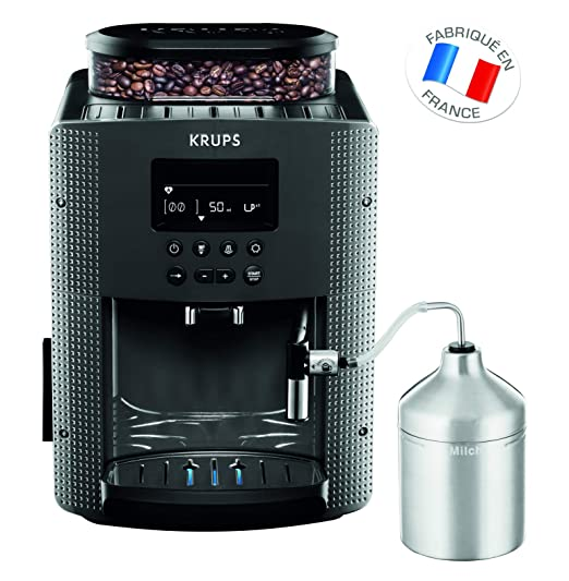 Krups Essential triturador de molino automático, cafetera ...