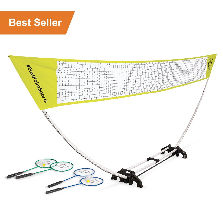Eastpoint Sports Easy Setup Badminton Set Amazon Sports