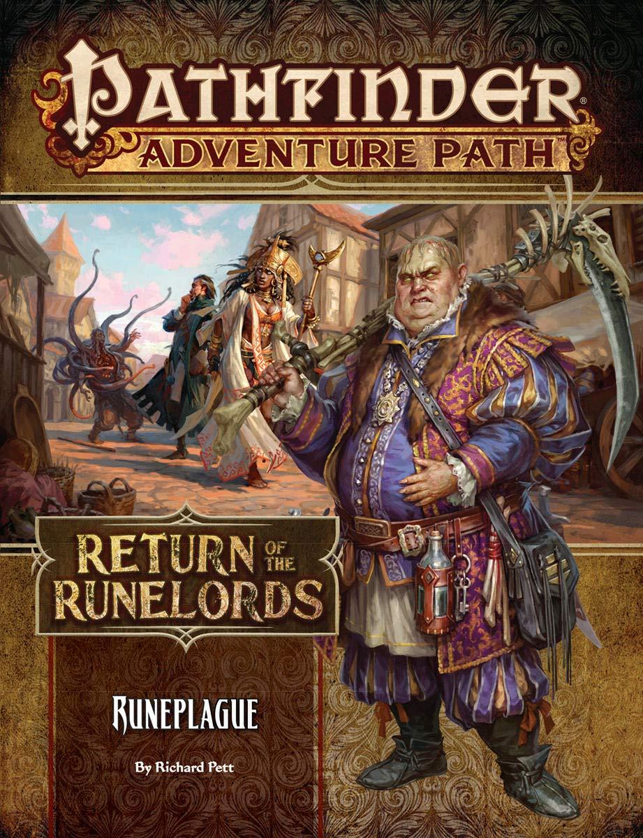 Pathfinder Adventure Path: Runeplague (Return of the