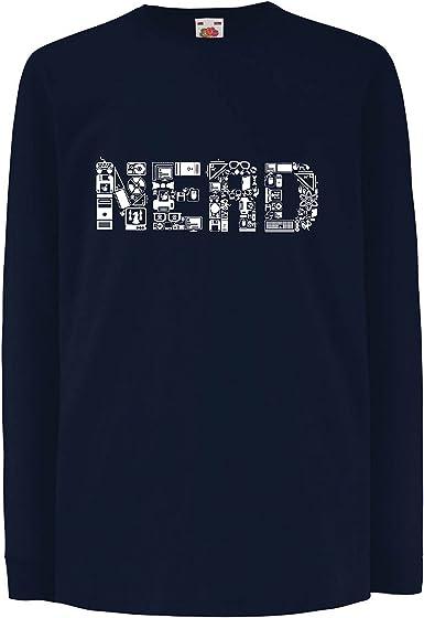 lepni.me Camiseta para Niño/Niña Nerd - Programador o Jugador ...