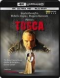 Puccini´s Tosca [4K Ultra HD + Blu-ray]