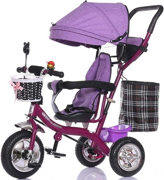 Carro triciclo multifuncional para niños 1-3 - 5 años de edad ...
