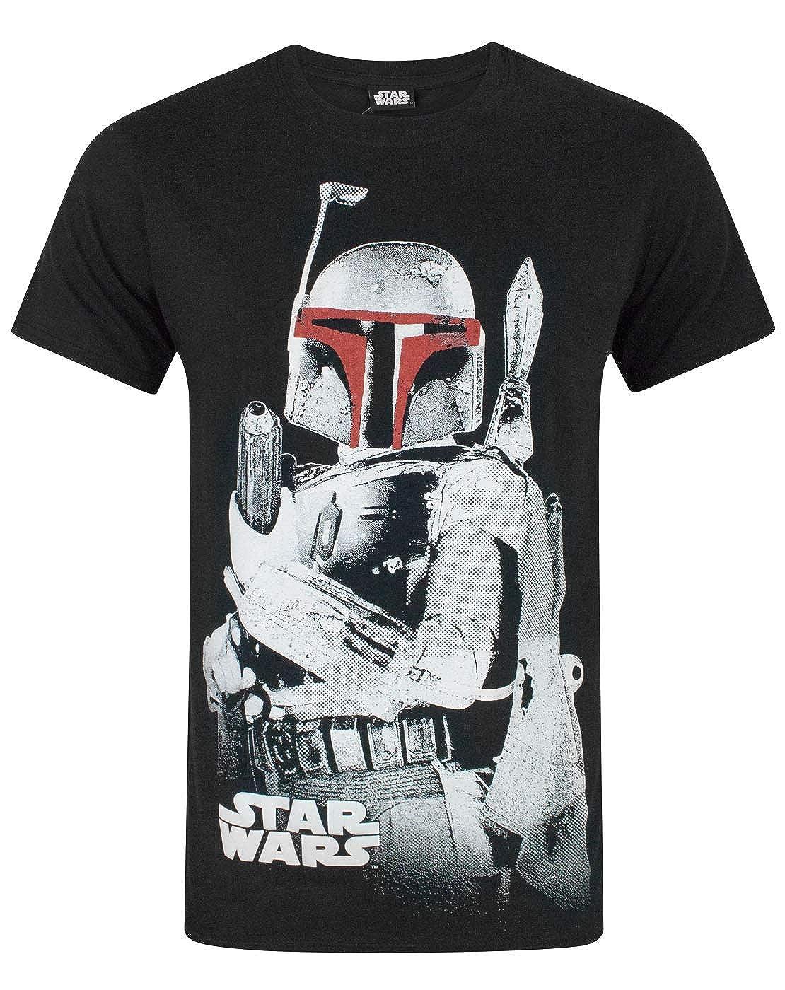 Star Wars Hombres Camiseta