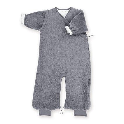 bemini por Baby Boum Softy Jersey saco de dormir gris