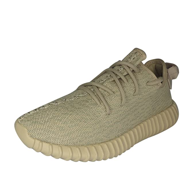 Adidas Mens Yeezy Boost 350 Oxford Tan Kanye West Trainer