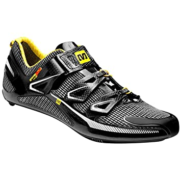 Mavic - Zapatillas de ciclismo para hombre Talla:46,5: Amazon.es: Zapatos y complementos