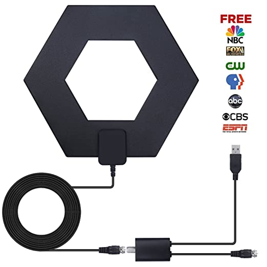 Review TV Antenna, 2018 Latest