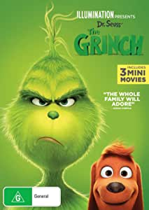 The Grinch (Dr. Seuss') (2018) (DVD)