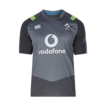 Official IRFU Ireland Rugby Vapodri Plus Superlight Camiseta, Hombre: Amazon.es: Deportes y aire libre