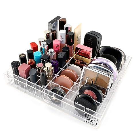 Organizador de maquillaje de acrílico personalizable con ...