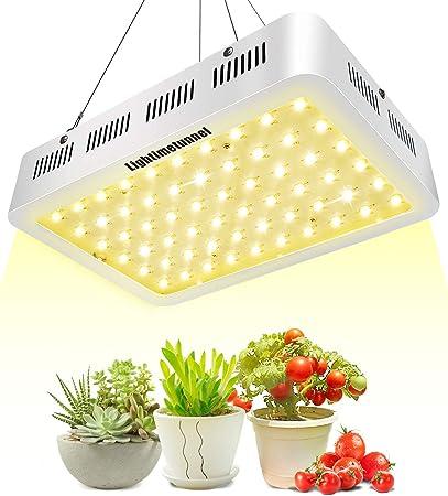 3PCS New 600W Watt LED Grow Light Full Spectrum Lamp for Plant Hydroponics Seed