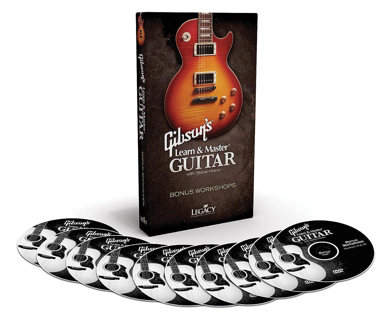 Gibson S Learn & Master-Guitar [Alemania] [DVD]: Amazon.es: Cine y ...