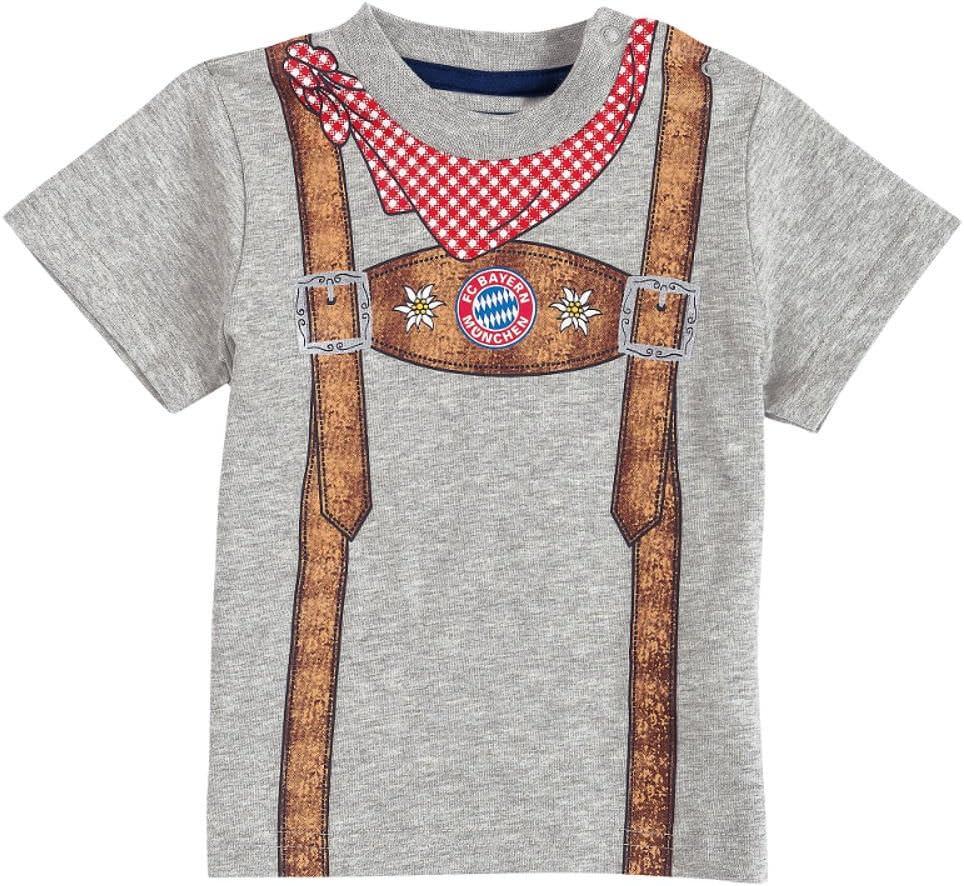 FC Bayern Múnich – Camiseta Baby de traje regional, 86/92: Amazon.es: Deportes y aire libre