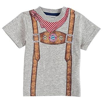 a2436a4158ba FC Bayern München Baby T-Shirt Tracht, Größe 116  Amazon.de  Sport ...