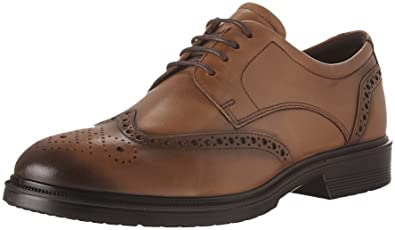 7f1f68e4869c ECCO Men s Lisbon Brogues  Amazon.co.uk  Shoes   Bags