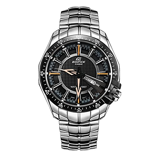 f511bbd5c8be Buy Casio Edifice Analog Multi-Color Dial Men s Watch - EF-130D-1A5VDF  (ED419) Online at Low Prices in India - Amazon.in