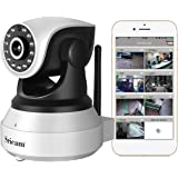 [Updated Version] Sricam IP Camera Wifi,Security Camera 1280x720P Indoor, IP Camera Wireless Wifi, Support 64GB Micro SD, Motion Detection, Compatible with iOS, Android and PC