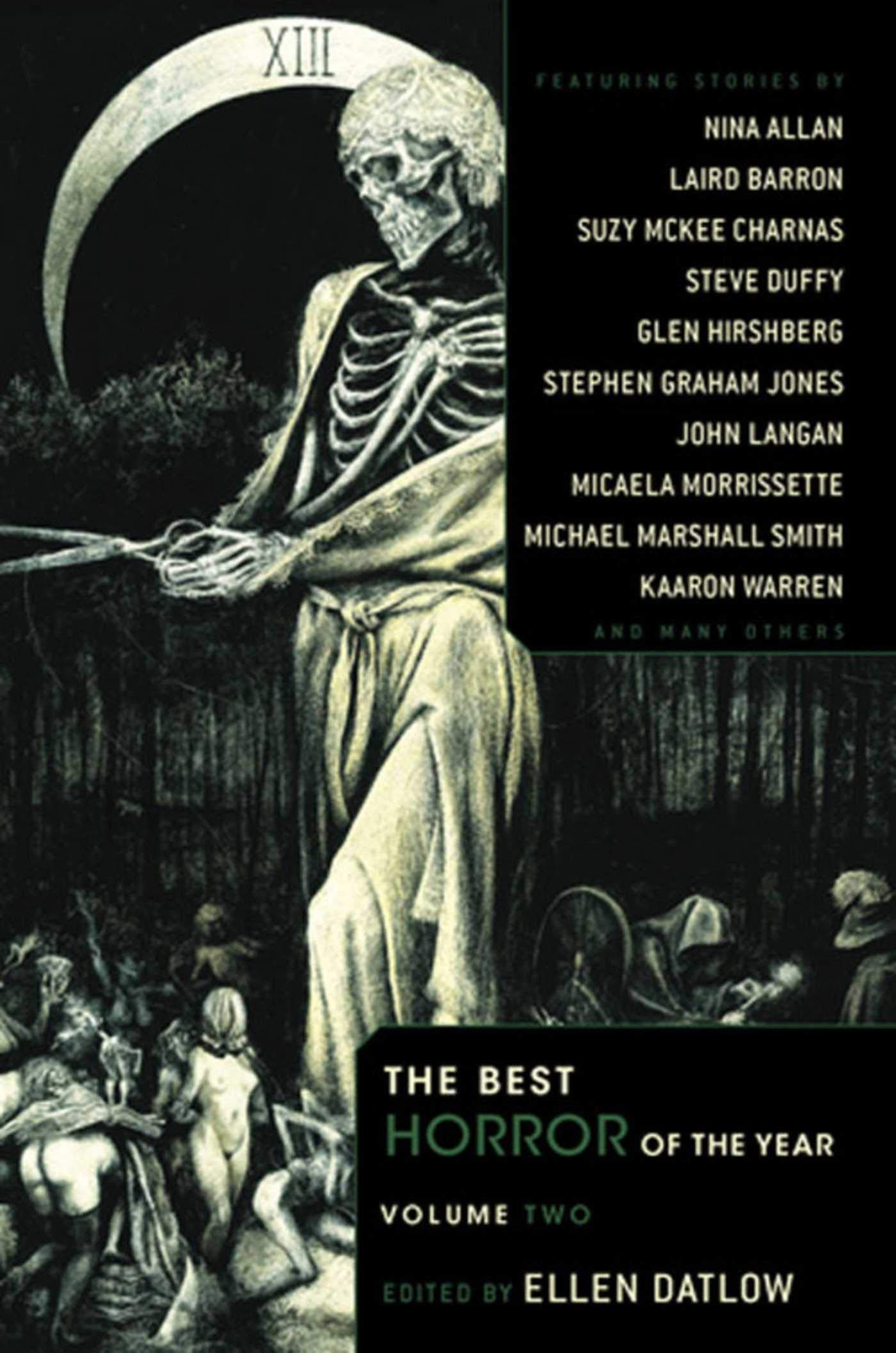Amazon The Best Horror of the Year Volume 2