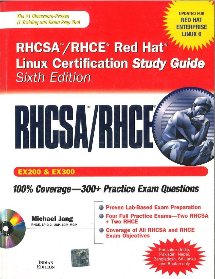 RHCSA/RHCE Red Hat Linux Certification Study Guide (Exams EX200 & EX300), 6th Edition: (Exam EX200 and EX300) Text fb2 ebook