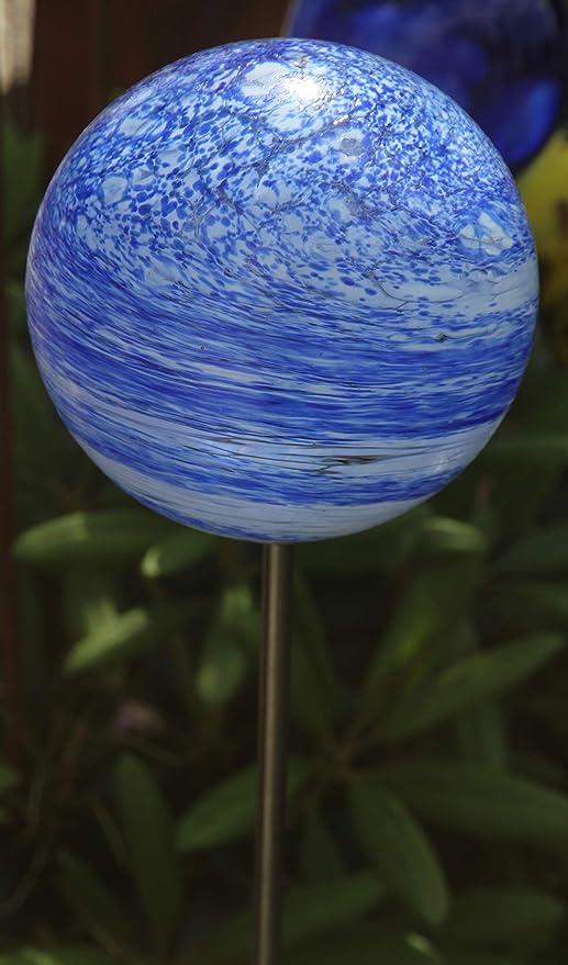 Bornhöft - Bola de cristal para jardín (KULA2): Amazon.es: Hogar