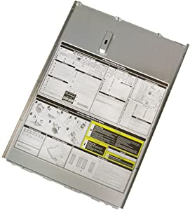 HP DL380p Gen8 8-bay SFF and LFF Access Panel 662534-001