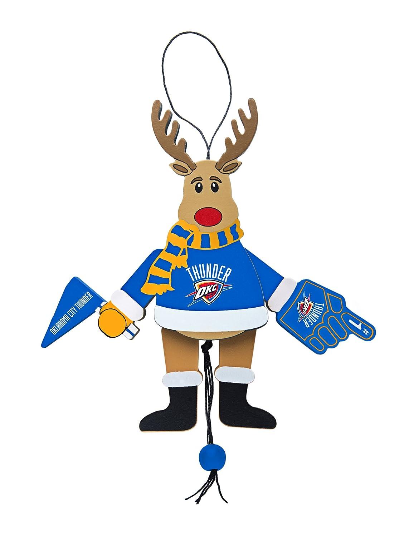 Amazon.com   NBA Cleveland Cavaliers Wooden Cheer Ornament   Sports ... f69f4a4a8