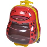 """Knorr Toys Knorr14522 """"Bouncie"""" Bug Cherry Trolley"""