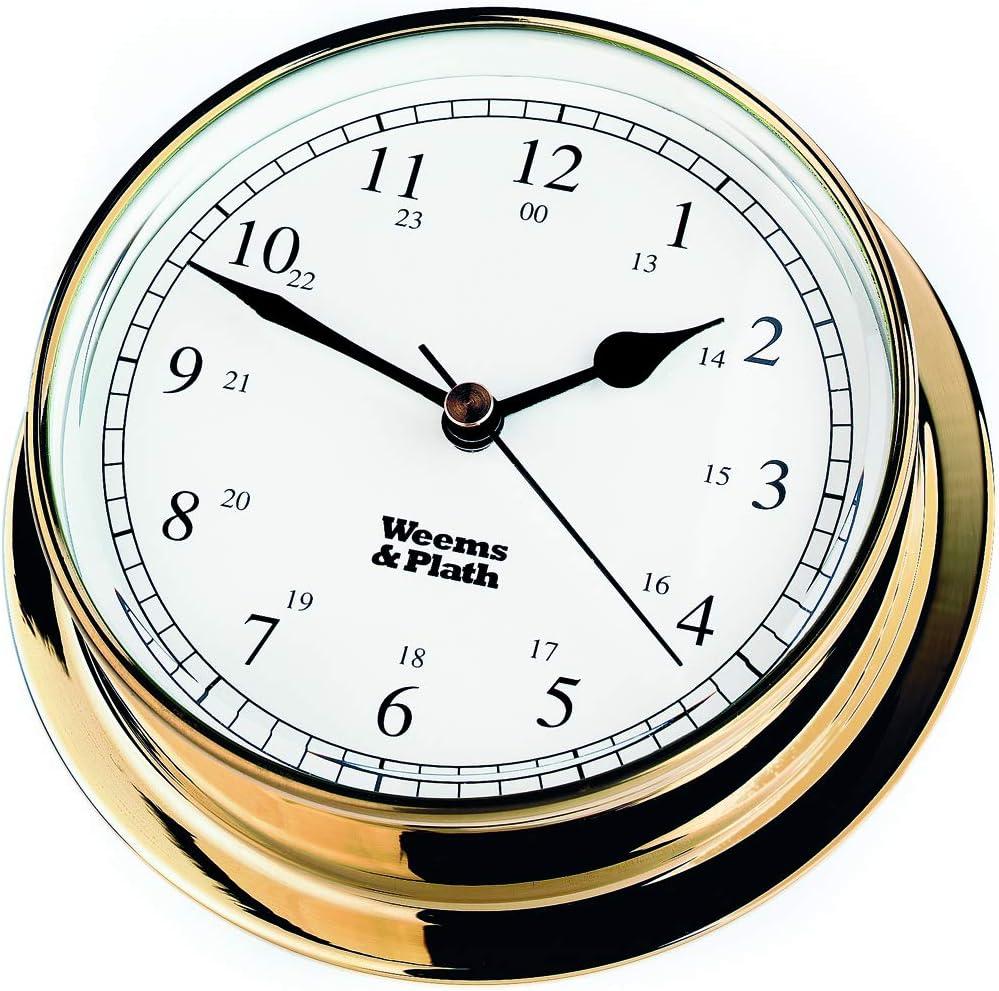 Brass Weems /& Plath Endurance Collection 125 Barometer