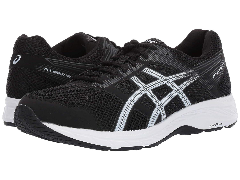 【限定価格セール!】 [アシックス] メンズランニングシューズスニーカー靴 GEL-Contend 5 [並行輸入品] B07P6L7JP9 ブラック -/ホワイト 13 GEL-Contend 13 (29.75cm) D - Medium 13 (29.75cm) D - Medium|ブラック/ホワイト, ツナンマチ:6c8102ec --- svecha37.ru
