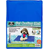 Pet Cooling Bed For Dog and Cat Cool Gel Bed Mat Non-Toxic Cooling Summer Pad Small S 40x30cm