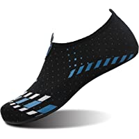 L-RUN Water Shoes Unisex Barefoot Skin Shoes Aqua Socks for Run Dive Surf Swim Beach Yoga
