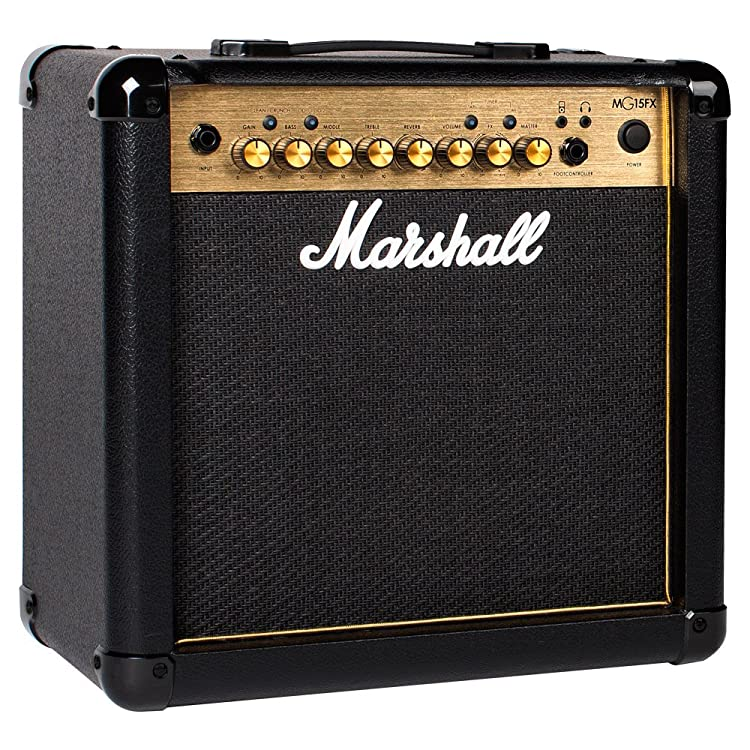 Marshall MG15FX Gold