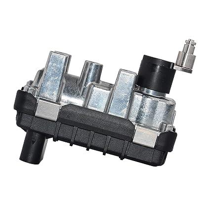 Turbo - Actuador eléctrico G109 743436/734899