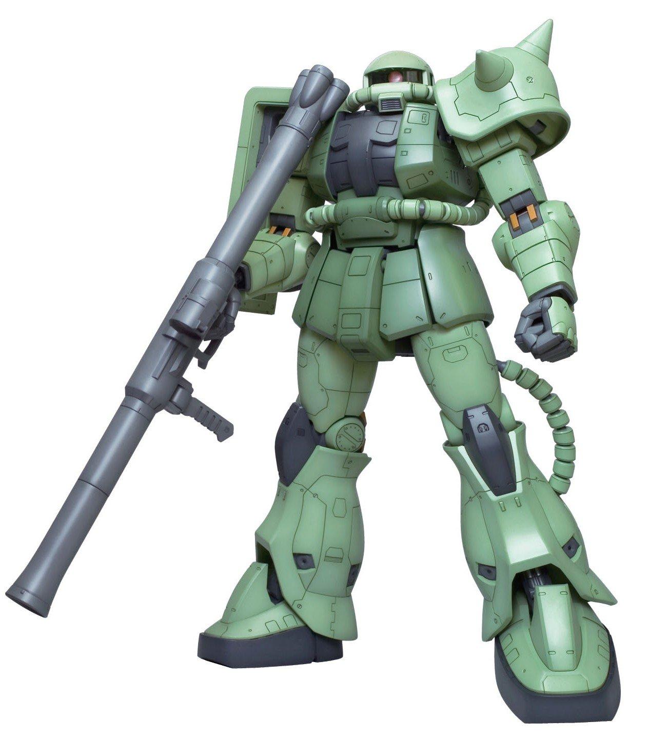 Bandai Hobby MS-06 Zaku Ii Ii Ii 1/48, Bandai Mega tamaño figura de acción a167df