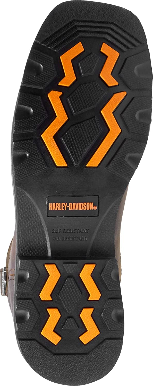 Amazon.com: Harley-Davidson Altman - Botas de acero para ...