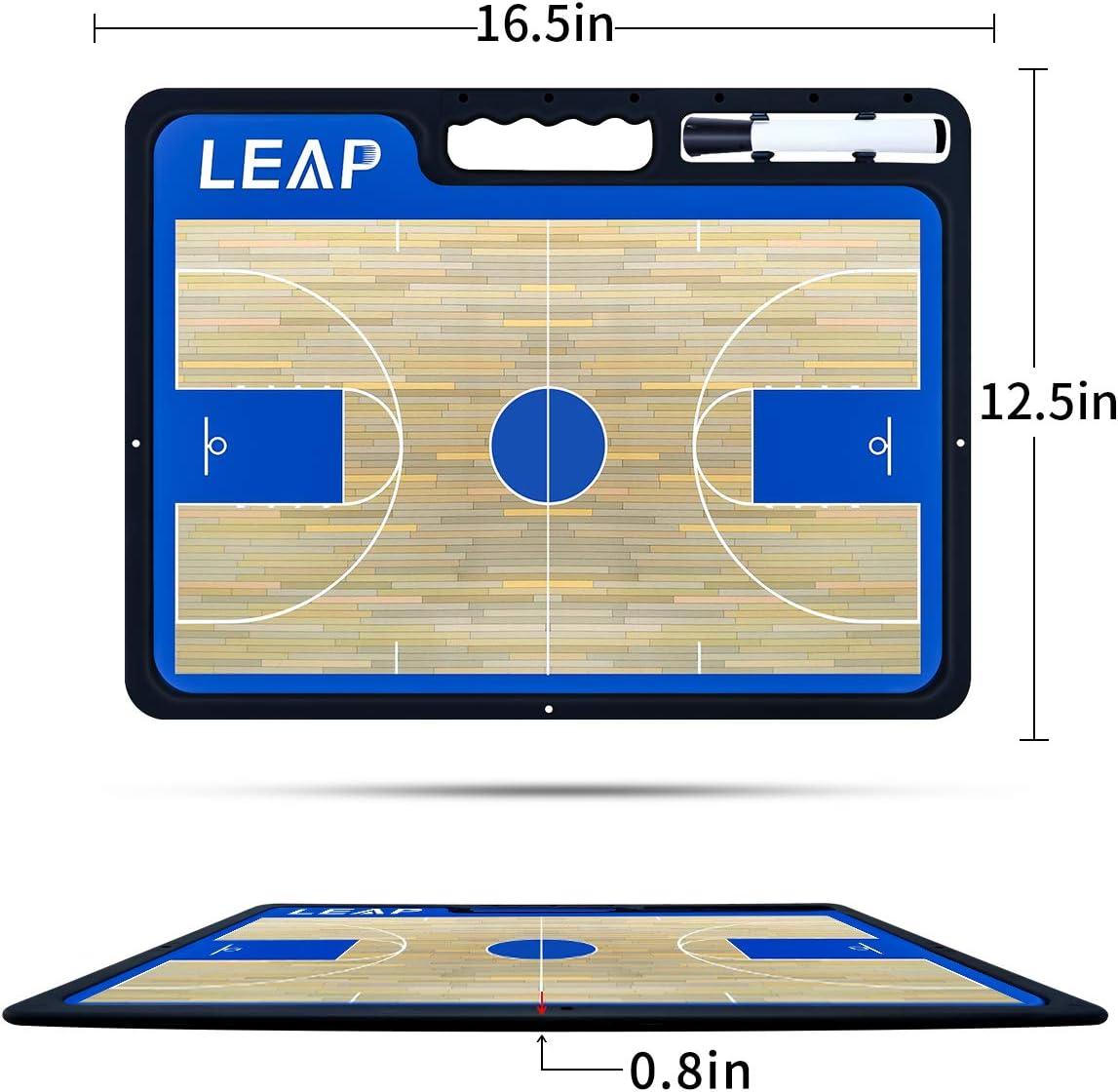 Amazon.com: LEAP Coach Board Tactical Coaching Two Sides ...