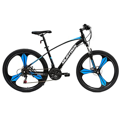0a277633979 Murtisol Aluminum Mountain Bikes with Mag Wheels,21 Speeds Hybrid Bikes  with Dual Disk Brake