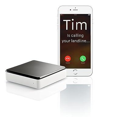 Mobile phone to landline converter india